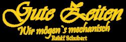 VIP Gute Zeiten Leer Logo